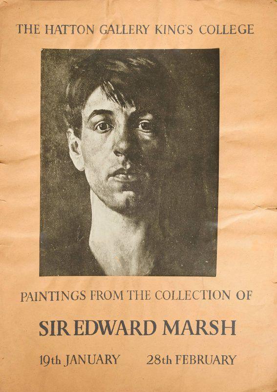Edward Marshall 1953