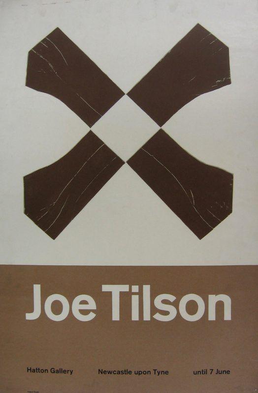 1963, Joe Tilson