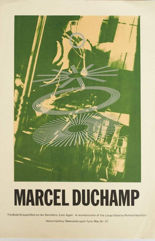 1966, Marcel Duchamp