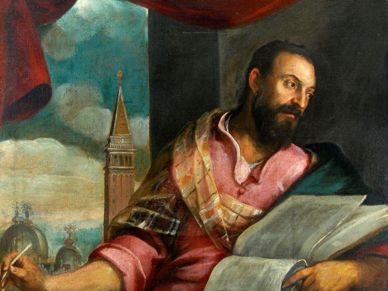 Jacopo Palma il Giovane (c.1548-1628) – 'St Mark'