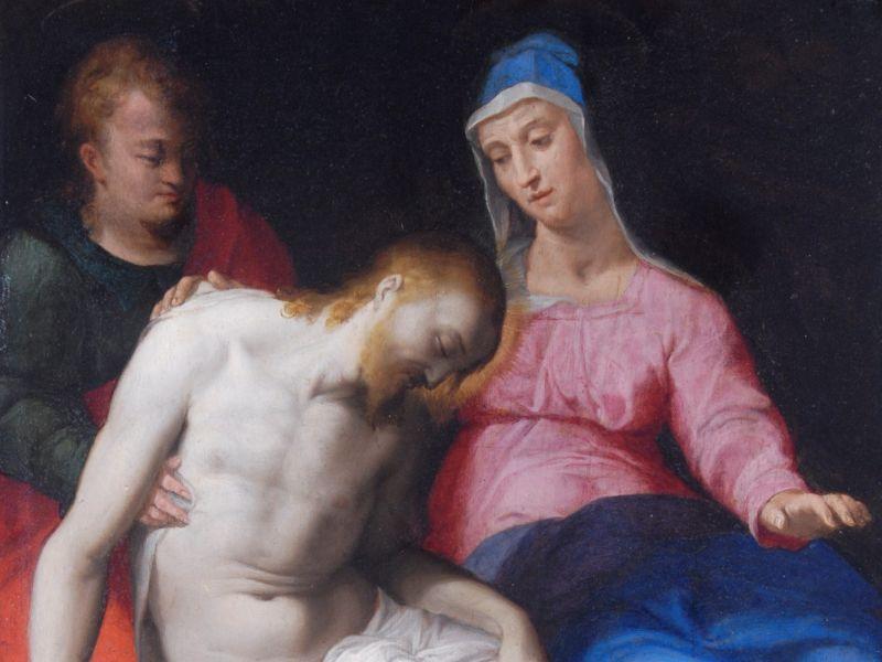 Lorenzo Sabatini (c.1520-1576) – 'Pieta'