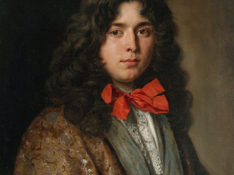 Jakob-Ferdinand Voet (1639-c.1700) 'Portrait of a Young Man'