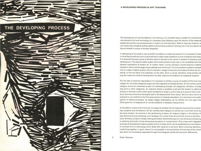 1959, The Developing Process