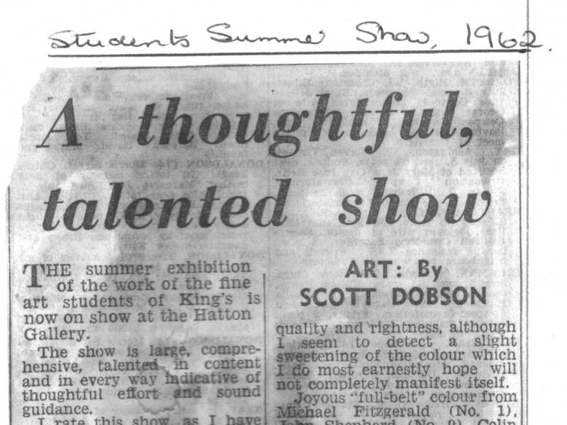 1962-student-show-review