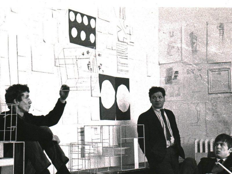 1965, Eduardo Paolozzi